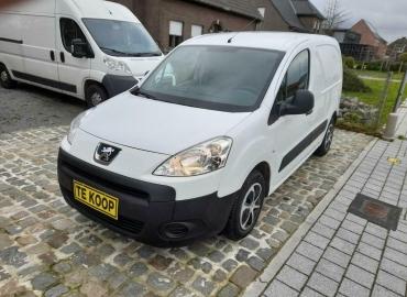 Verkocht: Peugeot Partner 2010 -  1.6hdi
